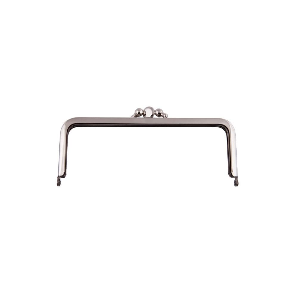 Taschenbügel 086/344 14x10cm nickel-glänzend