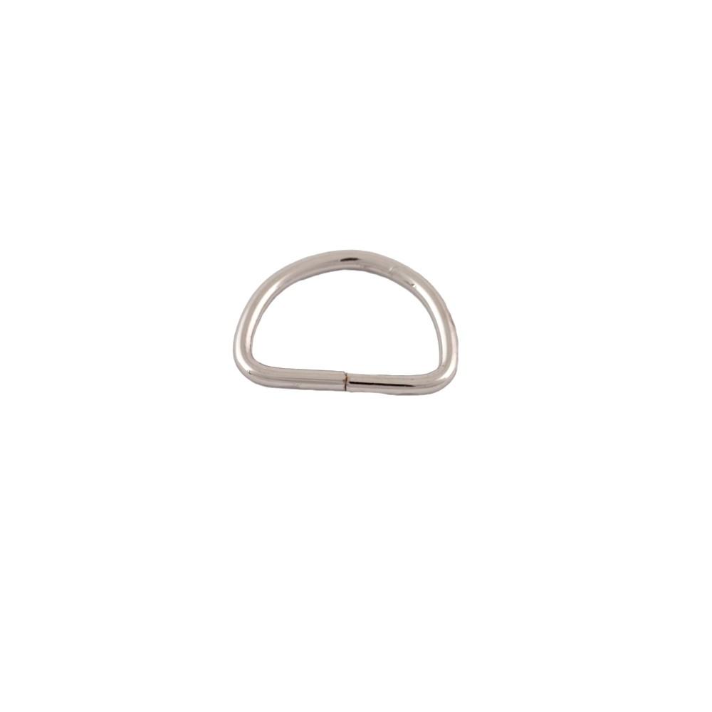 D- Ring 30mm x 20mm nickel