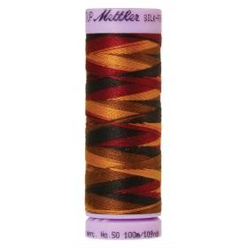 Effektgarn Silk Finish Cotton Multi 100 m