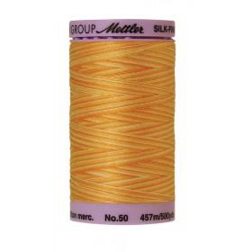 Effektgarn Silk Finish Cotton Multi 457 m