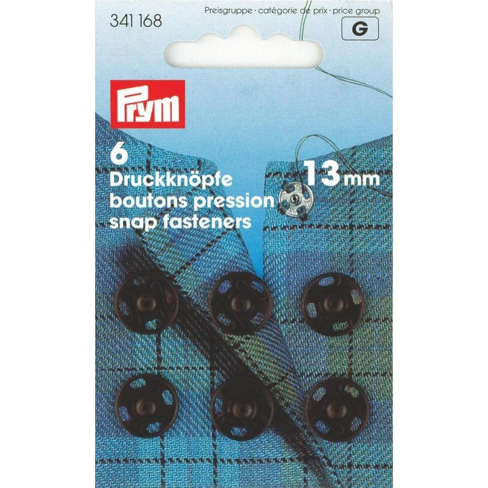 Druckknöpfe 13 mm