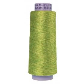 Efektgarn Overlock Silk Finish Cotton Multi 2743 m