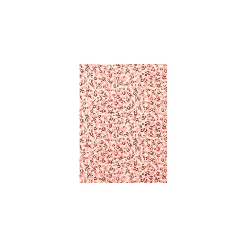 Alexander Henry Tree Top Sheeting Dusty Pink