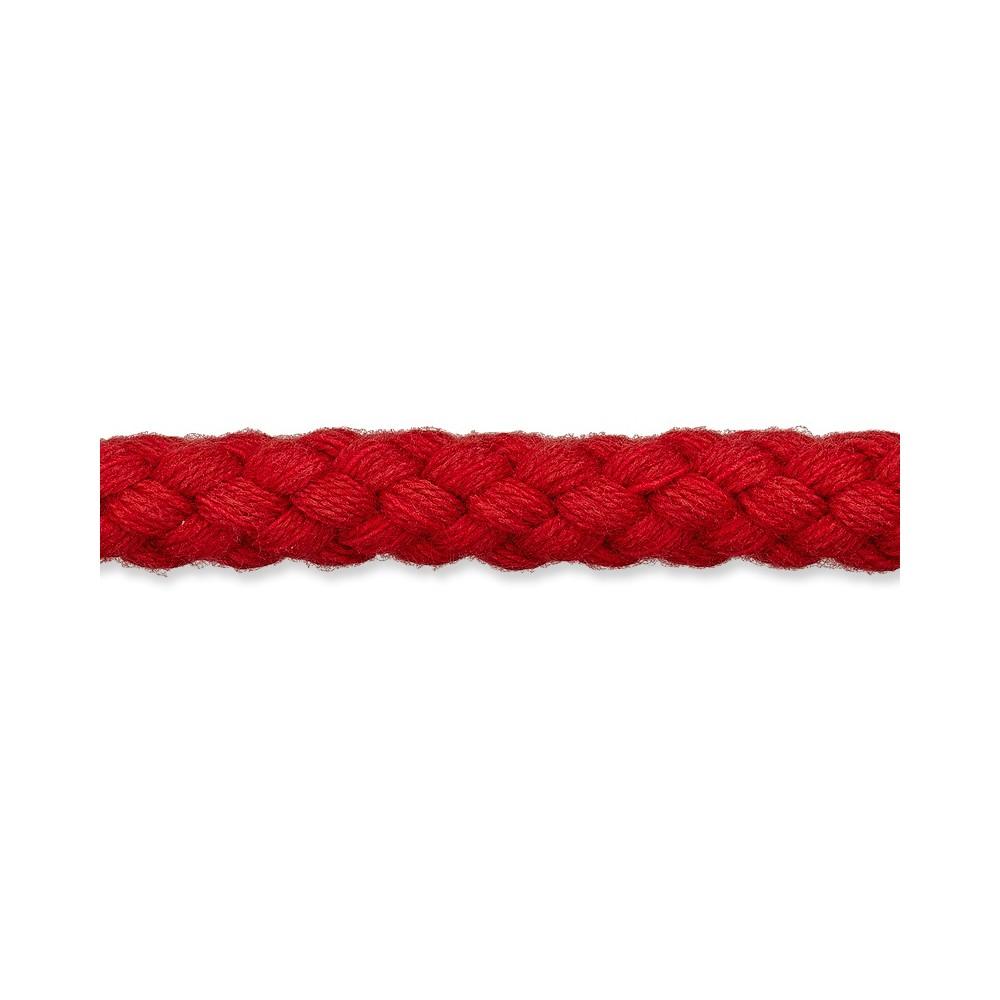 Kordel rot 8mm Baumwolle