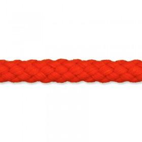 Kordel ferrarirot 8mm Baumwolle
