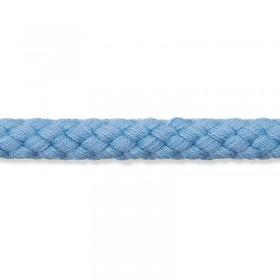 Kordel babyblau 8mm Baumwolle