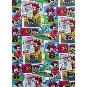 Jersey Walt Disney Minnie Mouse