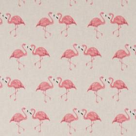 Dekostoff Flamingo