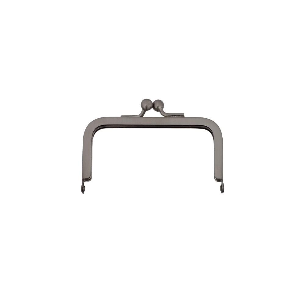 Taschenbügel 228/A4 8x8cm nickel-mattiert