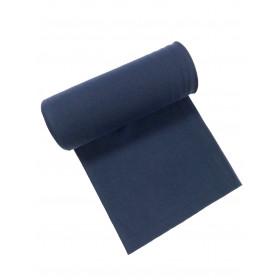 Bündchen Strickschlauch jeansblau