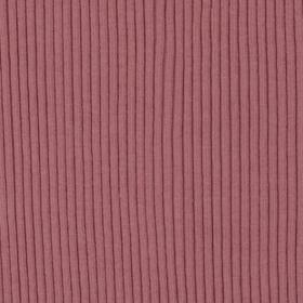 Strickschlauch Rib Bündchen Beere