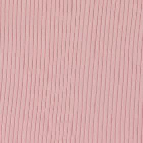 Strickschlauch Rib Bündchen Rosa