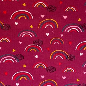 Jersey Regenbogen pink