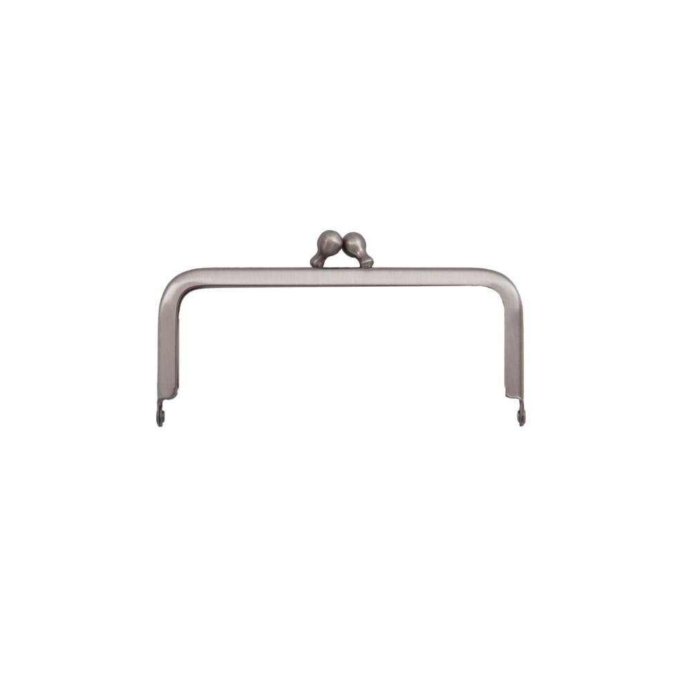 Taschenbügel 086/A4 9 x 8 cm Nickel mattiert