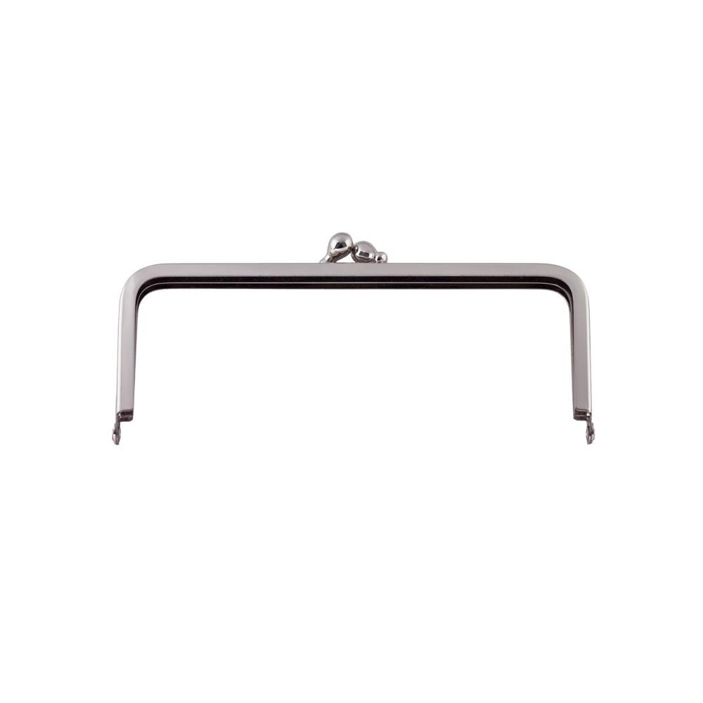 Taschenbügel 086/A4 16x10cm nickel-glänzend
