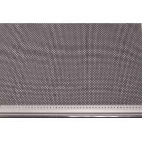 Makower Basic Steel Grey